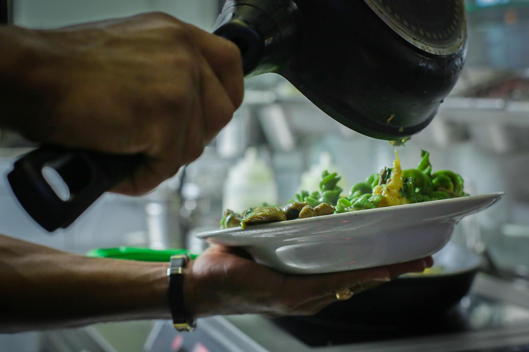 מסעדות פסטה במרכז