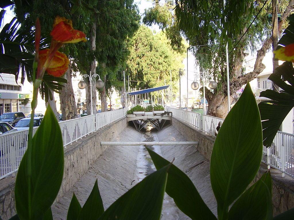 רחוב שד׳ הגעתון בנהריה