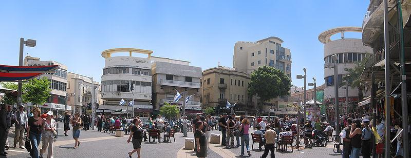 רחוב אלנבי בתל אביב