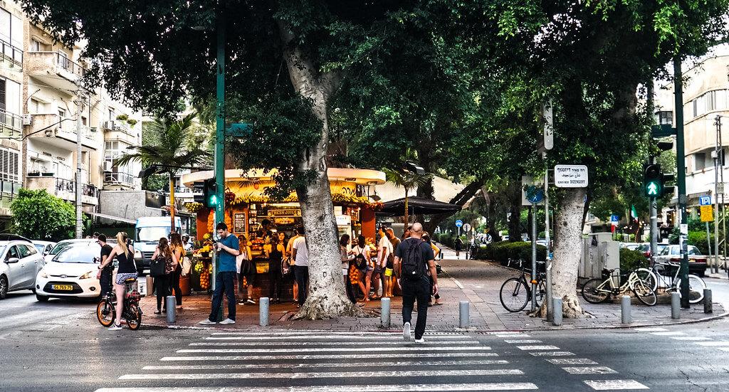 רחוב דיזינגוף