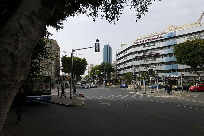 רחוב קרליבך בתל אביב