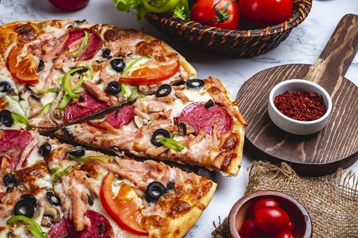 עסקת זכיינות – רשת פיצה