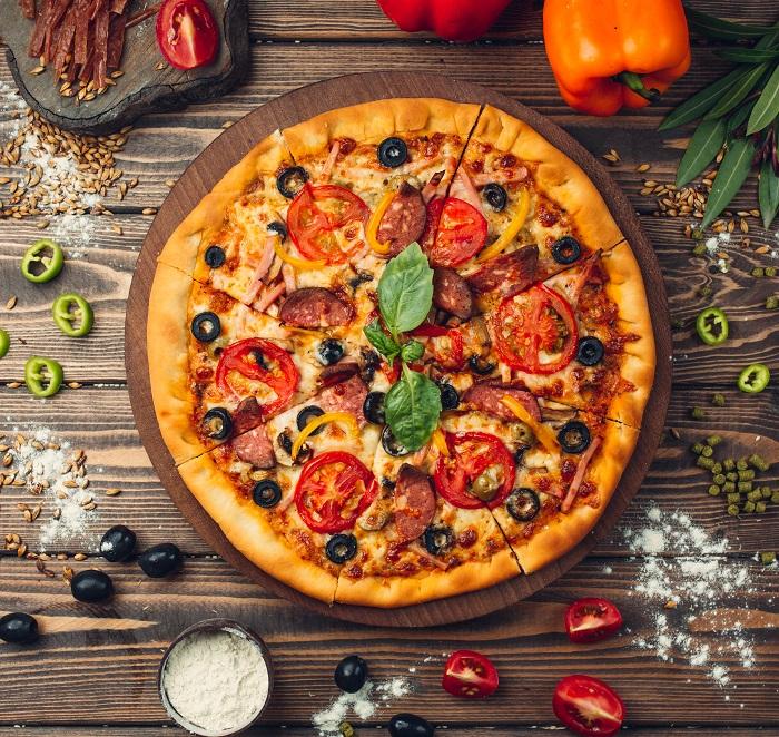 עסקת זכיינות – פיצה