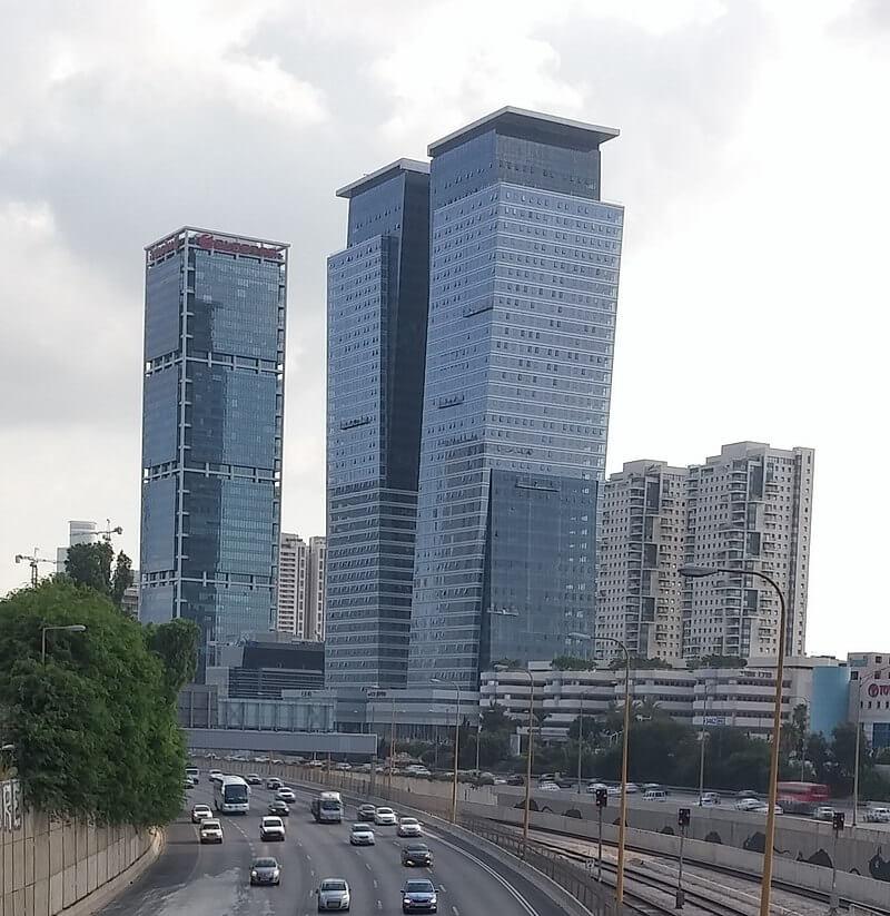 מגדלי אלון תל אביב (1)