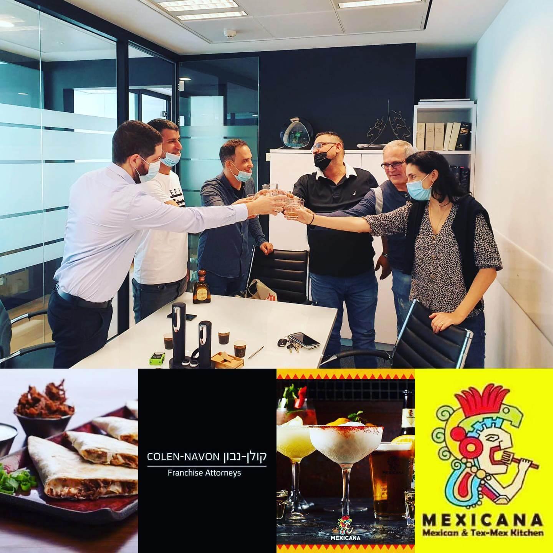 עסקת זכיינות רשת מקסיקנה חולון